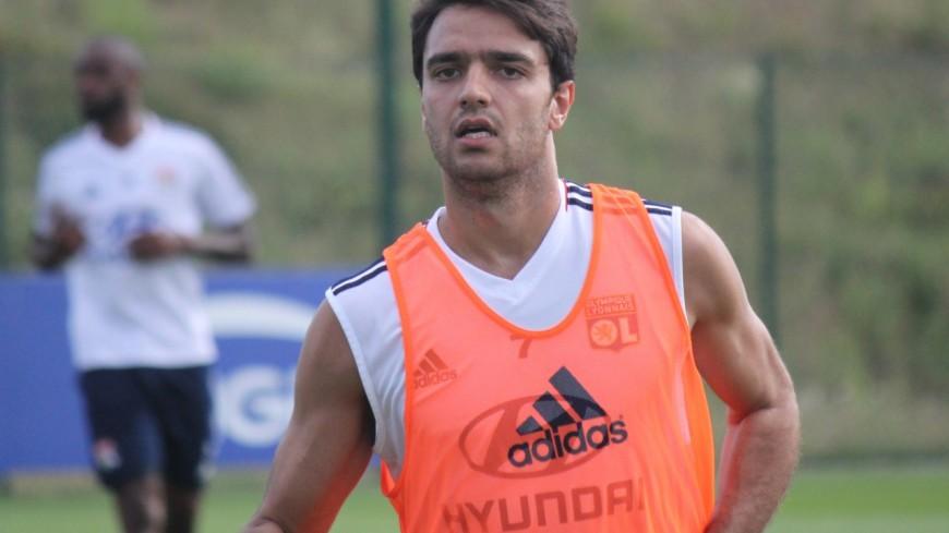 OL : Clément Grenier va s'entraîner avec la réserve