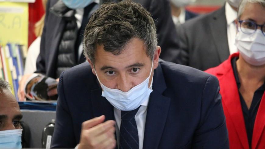 Vidéoprotection, trafic de drogue et Interpol : Gérald Darmanin fait le point à Lyon