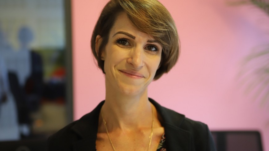 """Audrey Mazur-Palandre : """"L'écriture inclusive est une contrainte supplémentaire pour les personnes dyslexiques"""""""