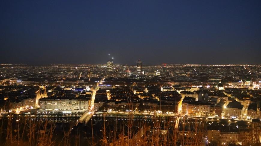 La Ville de Lyon éteint les lumières de 370 bâtiments ce samedi soir