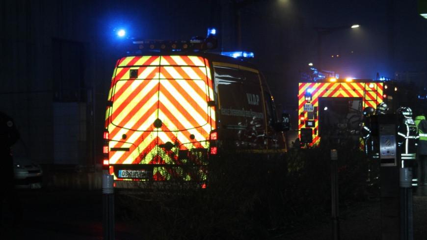 Villeurbanne : cinq blessés dont un grave lors d'un violent accident entre trois voitures