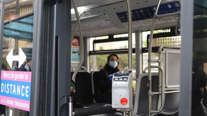 Près de Lyon : trois passagers d'un bus TCL hospitalisés après un freinage brusque