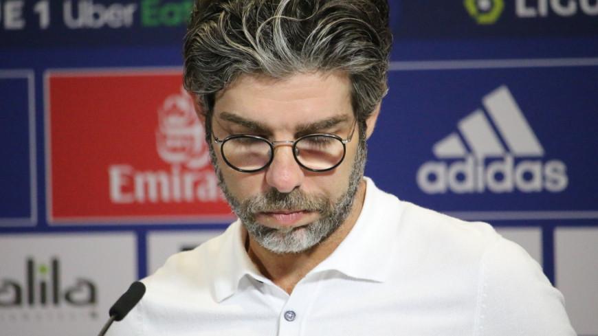Juninho (OL) suspendu 3 matchs pour ses propos envers l'arbitre après le derby