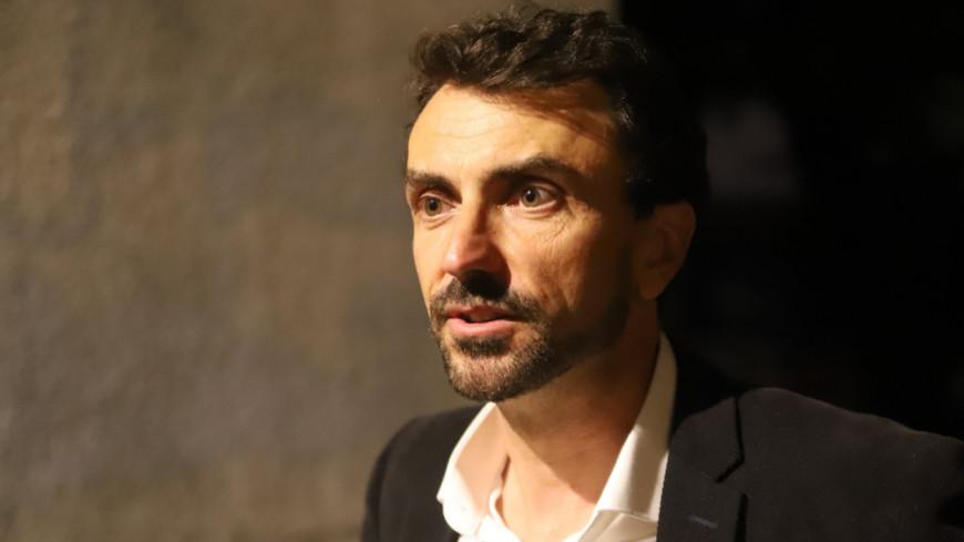 """Grégory Doucet, maire de Lyon : """"Il y a des gens dans la rue qui m'arrêtent pour me dire merci"""""""