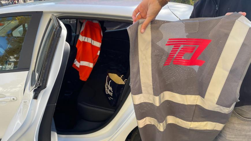 Ils transforment leur voiture en véhicule TCL : l'incroyable histoire de Zinedine et Hamza à Lyon