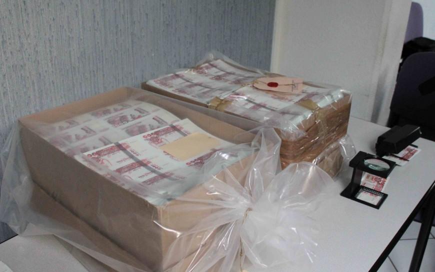 Un trafic d'impression de faux billets algériens démantelé à Lyon