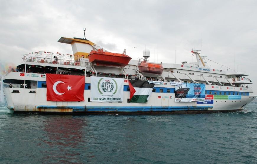 Le bateau pour Gaza stoppé en Grèce avec trois Lyonnais à son bord