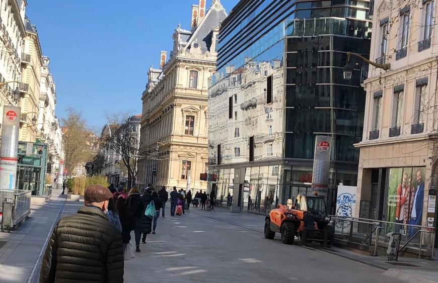 Lyon : le Monoprix Cordeliers acquis pour 50 millions d'euros