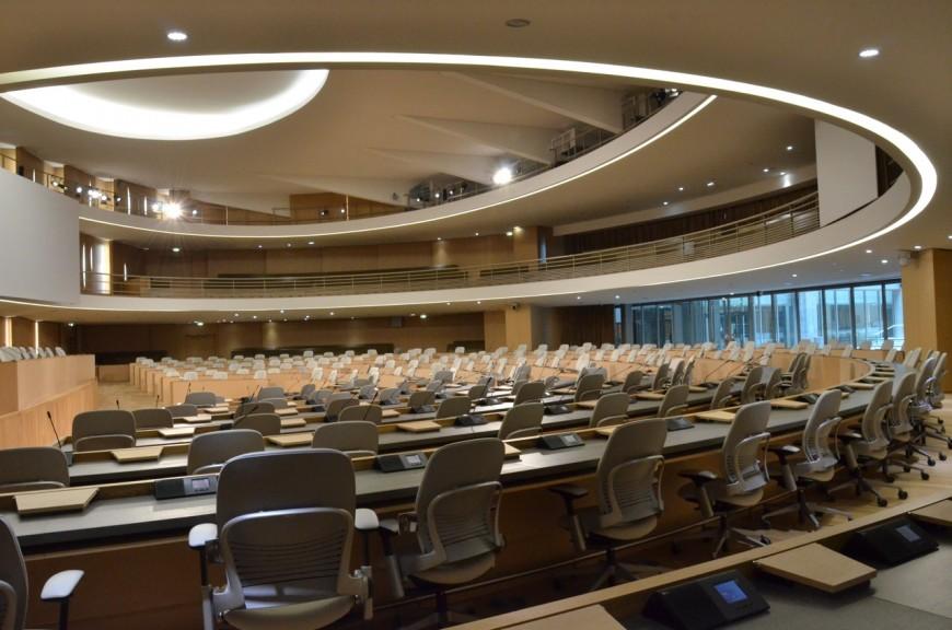 La séance plénière du conseil régional pourrait être mouvementée