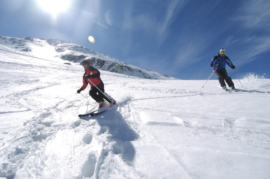 Vacances de la Toussaint à Lyon : tous au ski !