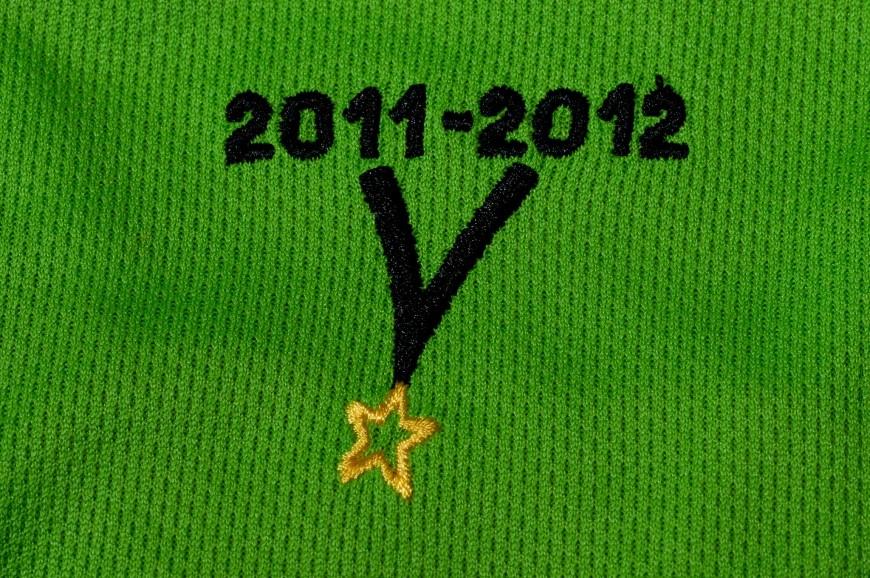 Le maillot de l'ASVEL 2011/2012 dévoilé lundi
