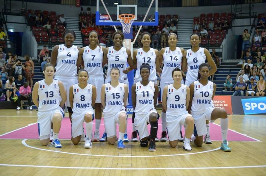 Basket : l'équipe de France féminine battue par la Serbie à l'Astroballe (64-63)