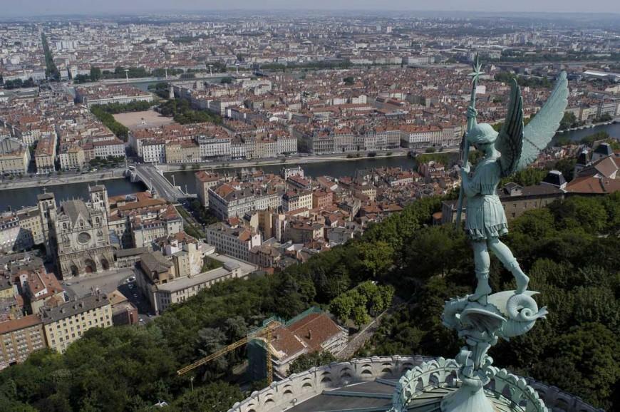 Rhône-Alpes : un bilan économique pas tout noir en 2014