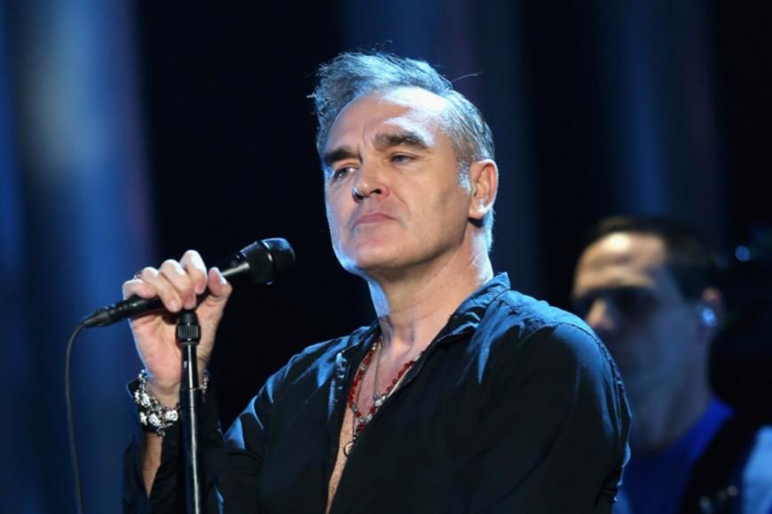 Le concert de Morrissey à Lyon reporté !