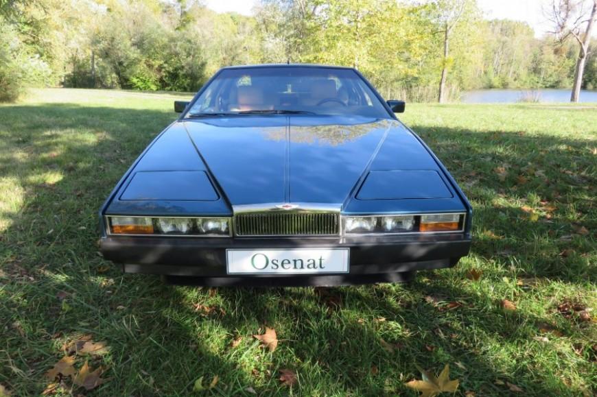 L'Aston Martin Lagonda d'Omar Bongo vendue à Lyon pour 43 500 euros !