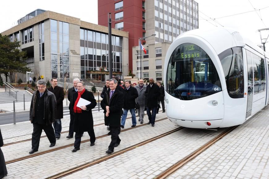 Lyon : de nouveaux travaux sur le T4 vont entraîner des perturbations de circulation