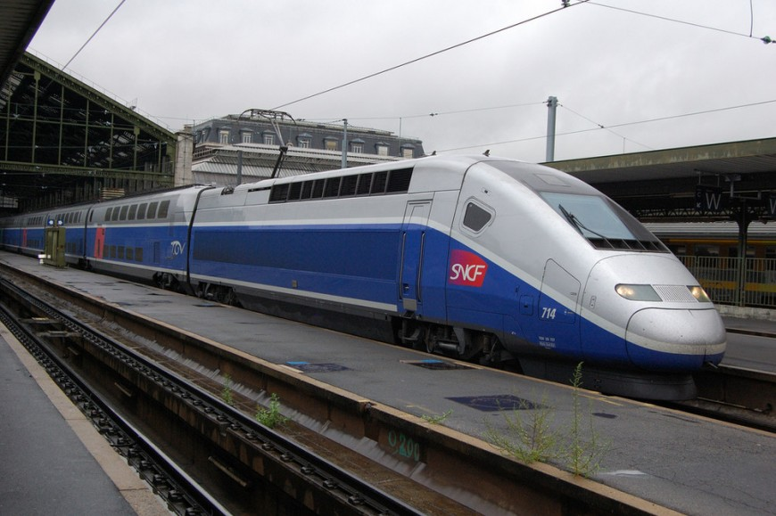 La chaleur a entraîné des problèmes de circulation des trains