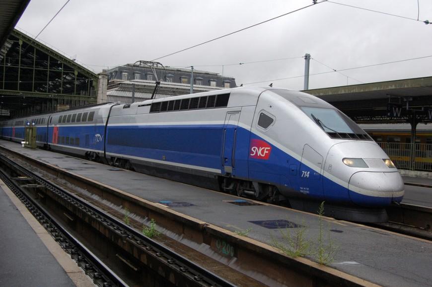 Des perturbations à prévoir sur la ligne TGV Paris-Lyon