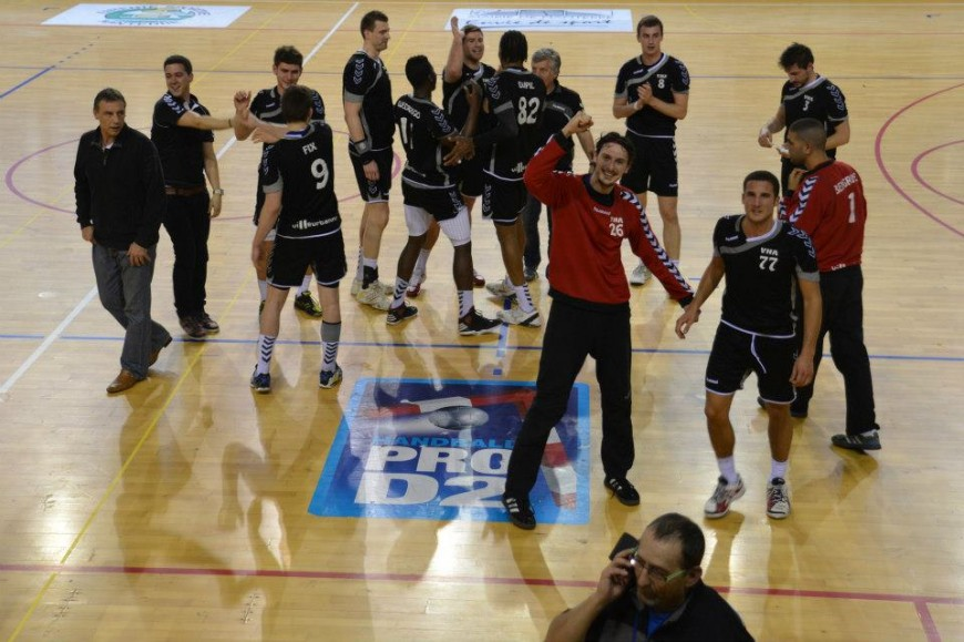 Handball : Villeurbanne joue son avenir en Pro D2 ce lundi