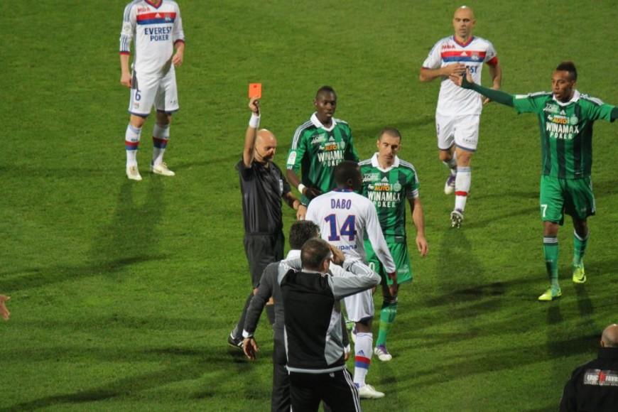 Trois matches de suspension pour Mouhamadou Dabo
