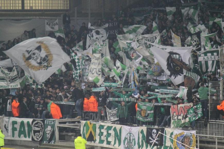 Incidents du derby: l'ASSE fait appel