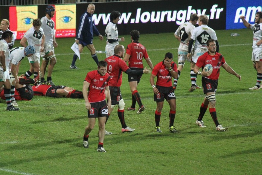 Premier succès européen pour le LOU Rugby