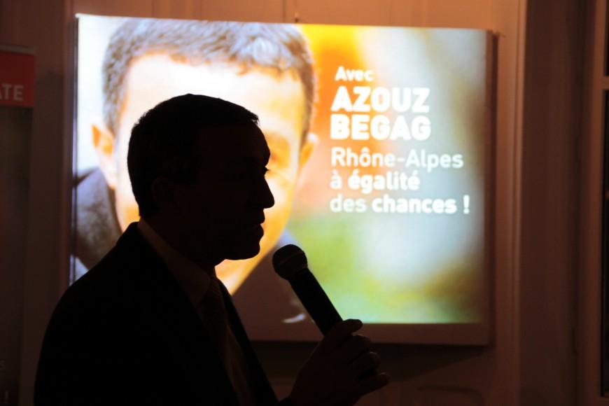 Azouz Begag fera campagne sur un tabouret