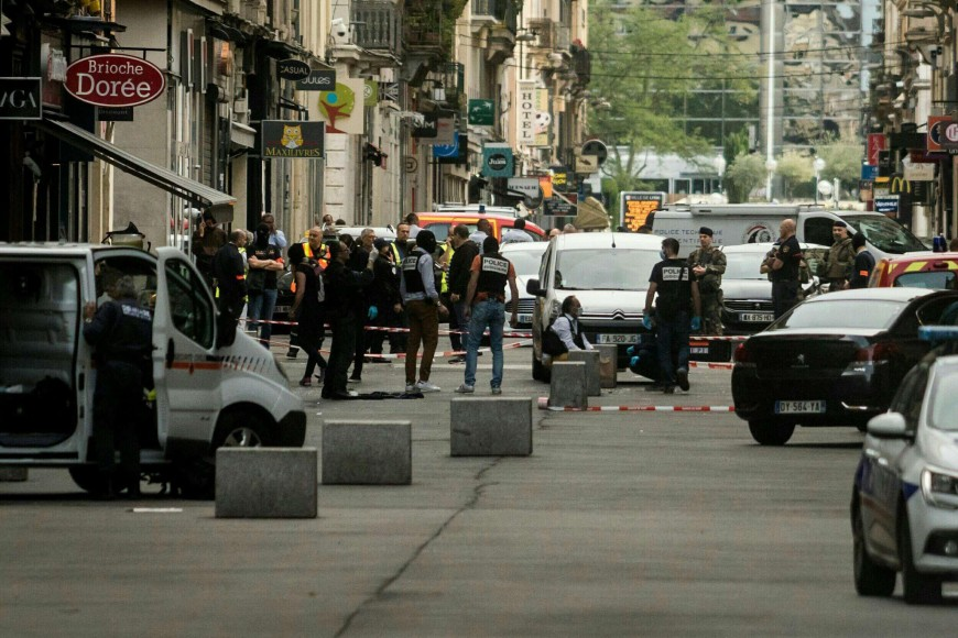 Attentat à Lyon : un appel à témoins lancé