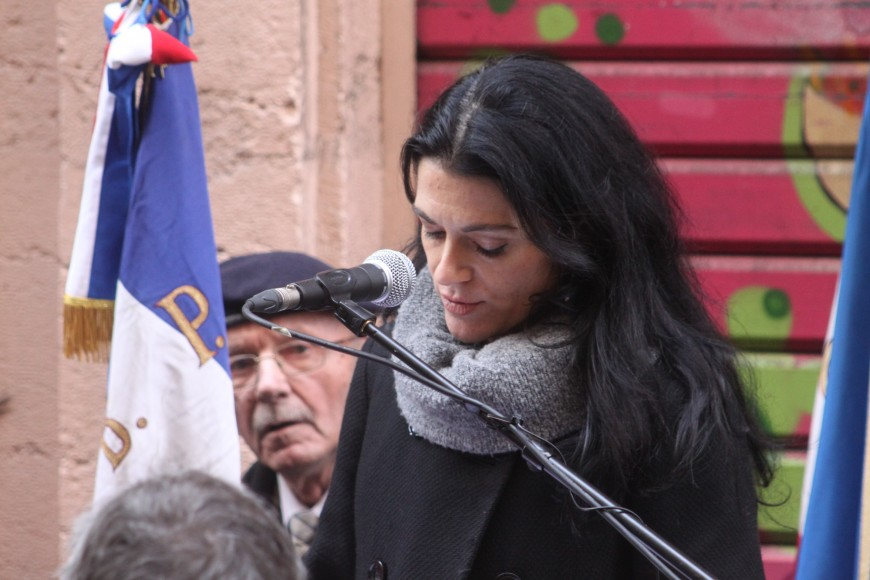 Nathalie Perrin-Gilbert vise la mairie de Lyon