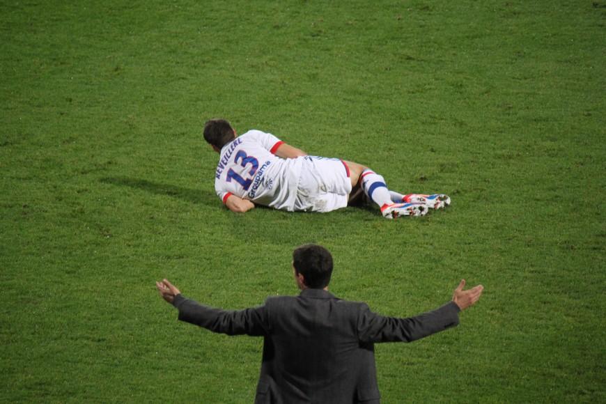 Lyon bientôt envahie par les footballeurs blessés ?