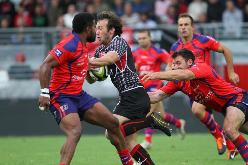 Le LOU Rugby de nouveau battu en déplacement (20-16)
