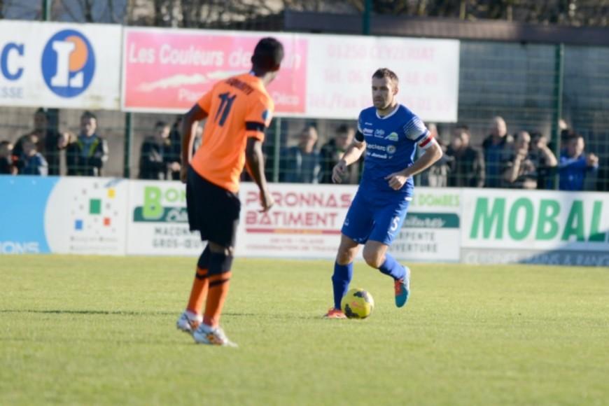 Bourg-en-Bresse : le FC Bourg Peronnas monte en ligue 2