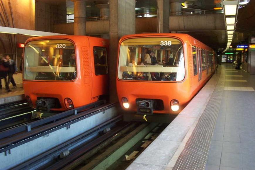 Lyon : la ligne D du métro à l'arrêt 4 heures mardi soir