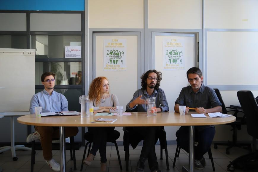 Lyon : une nouvelle marche pour le climat bien pensée