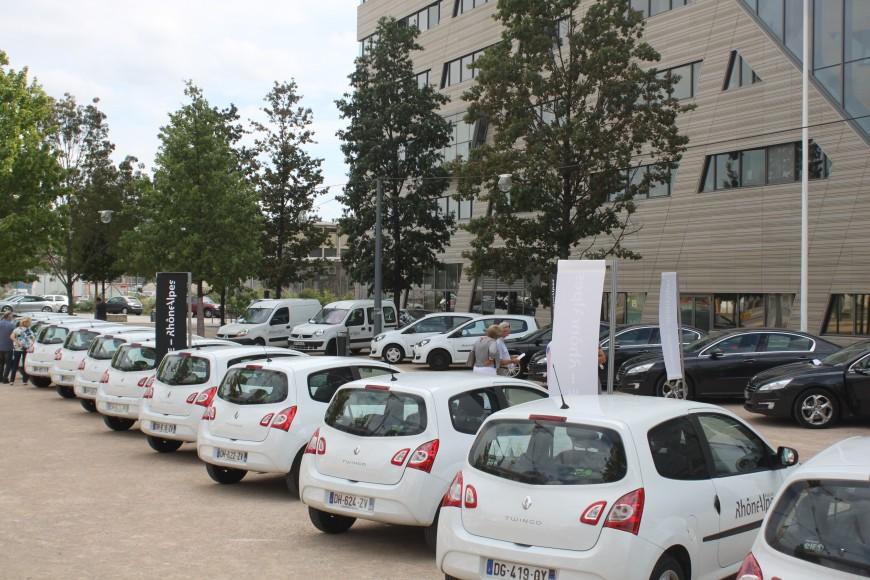 Vente aux enchères d'anciens véhicules de la Région : Laurent Wauquiez veut mettre des sous dans les caisses
