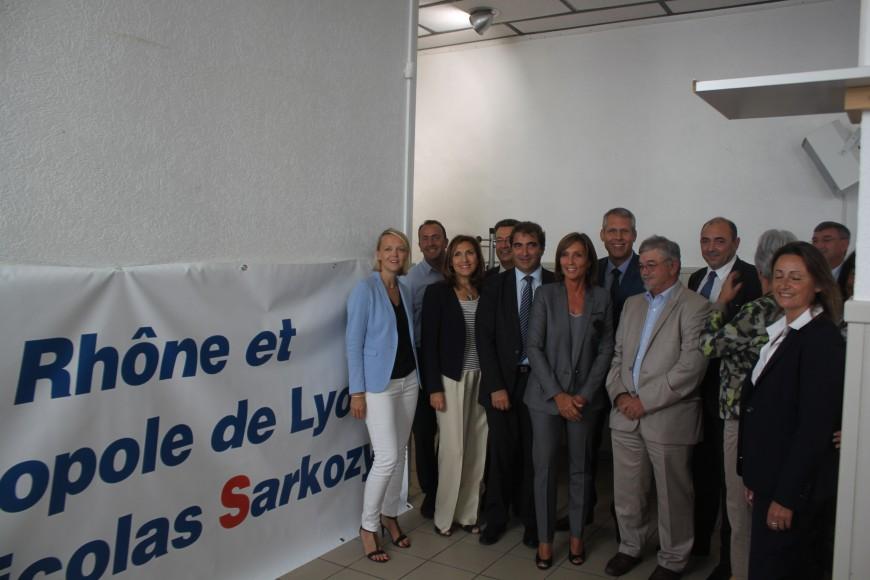 A Lyon, les Républicains ont la tête tournée vers la primaire de droite et du centre