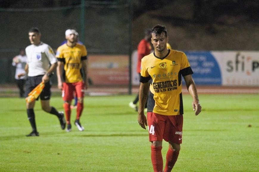 La grande déception de l'AS Duchère contre Sedan (0-1)