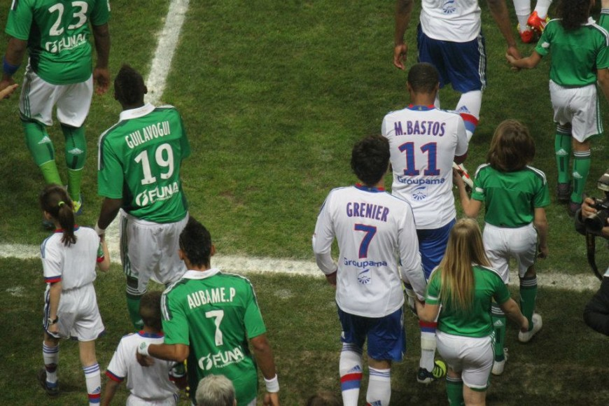 Derby OL-ASSE : 22 supporters interdits de stade