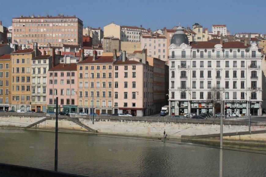Rives de Saône : la livraison des travaux ne sera pas retardée malgré la mauvaise météo