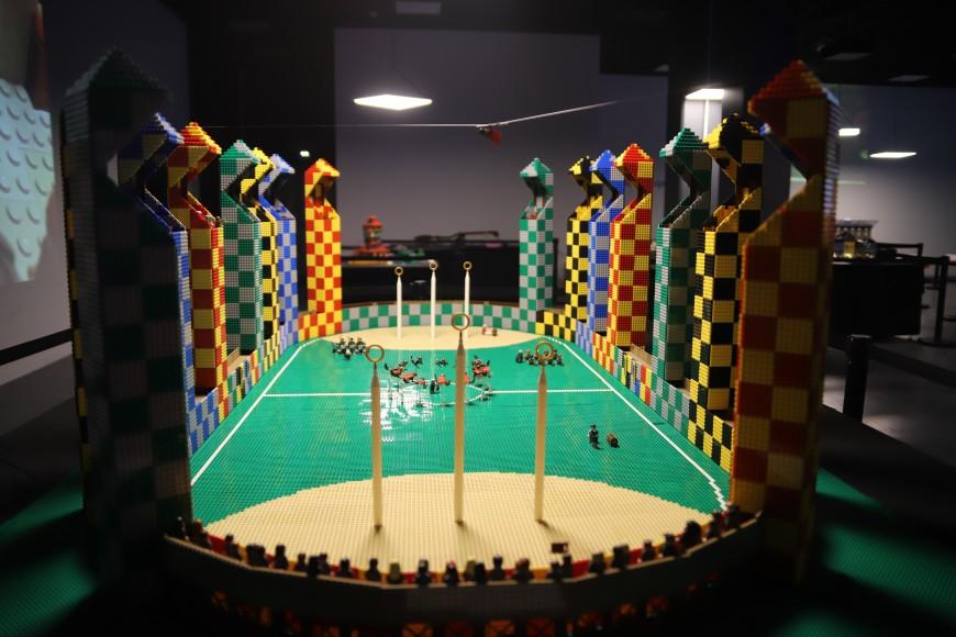Mini World Lyon présente son exposition Harry Potter en Lego