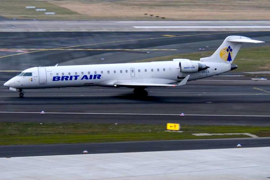 Grosse frayeur pour les passagers d'un vol Lyon-Caen
