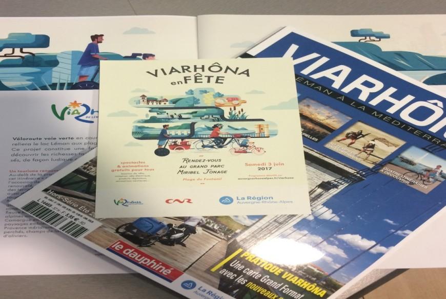 La ViaRhôna revient pour sa 4ème édition les 3 et 4 juin
