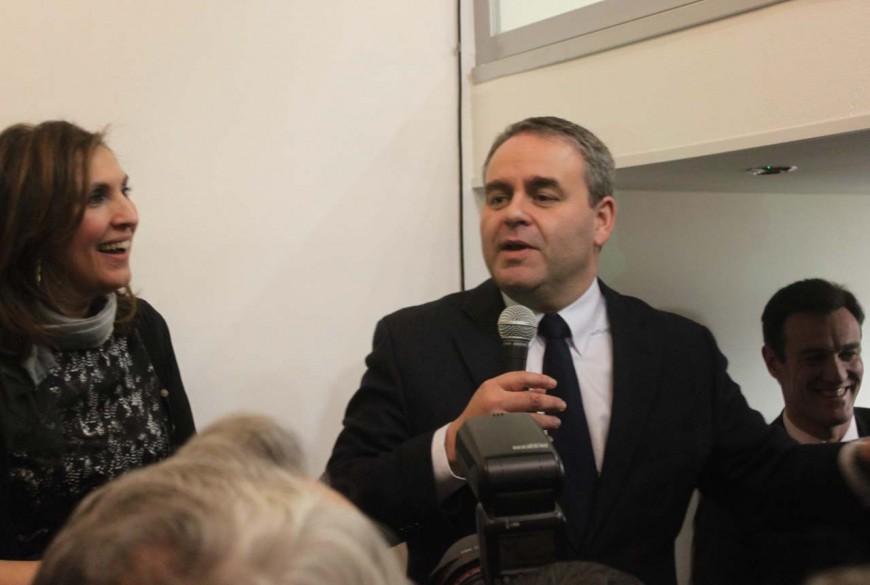 Lyon : Nora Berra présente ses voeux et prend une option sur les municipales