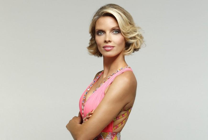 Sylvie Tellier fait ses débuts dans Danse avec les Stars