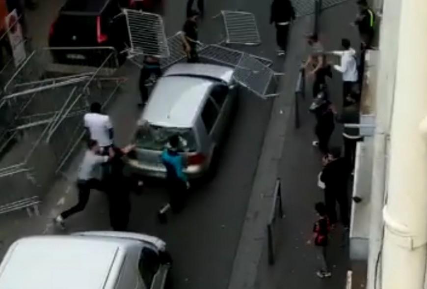 Lyon: cinq personnes arrêtées après les scènes de violences rue Paul-Bert