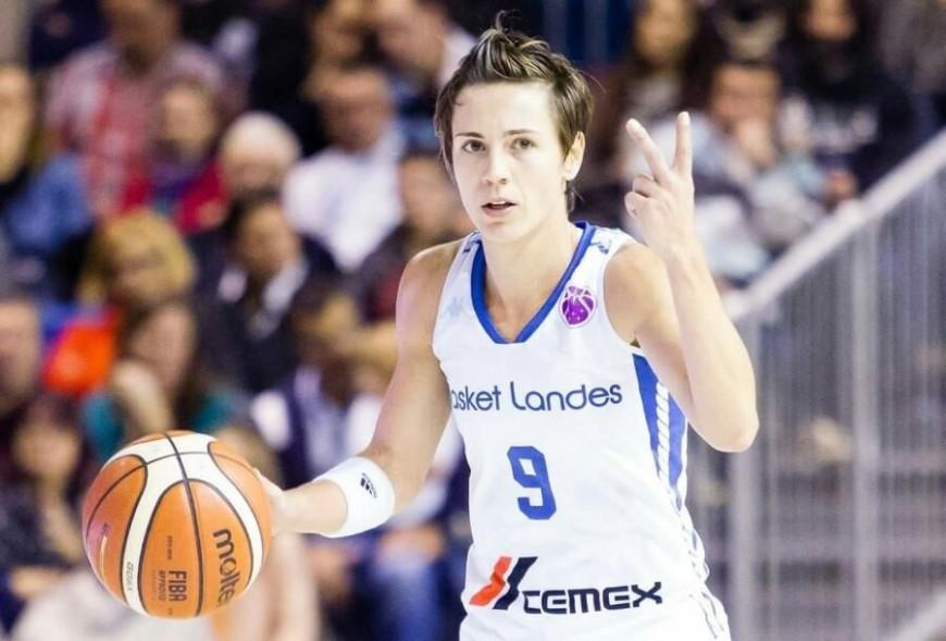 Céline Dumerc au Lyon Basket féminin, c'est non !