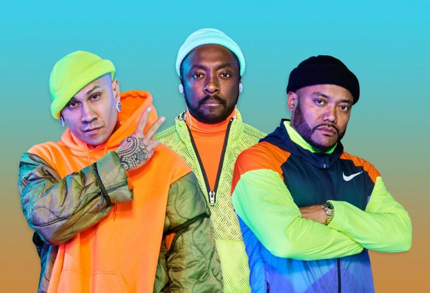 Lyon : les Black Eyed Peas et Macklemore programmés au FELYN Stadium Festival !
