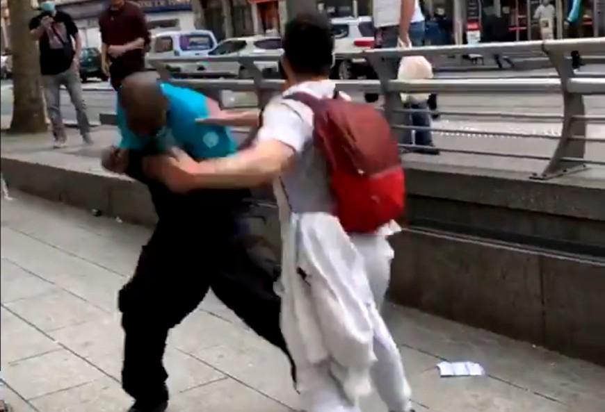 Lyon : deux individus interpellés après une bagarre avec des vigiles à la Guillotière