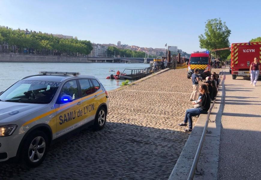 Lyon : une personne recherchée dans le Rhône