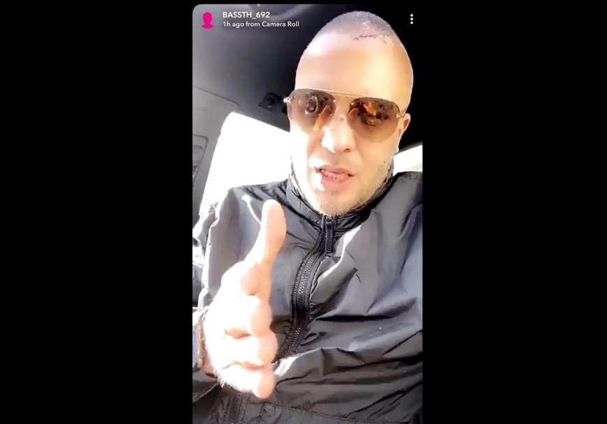 """Bassem Braïki s'exprime après son agression et veut """"repartir à zéro"""""""